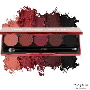 Dose of Colors Makeup - 🍓Dose Of Colors Blushing Berries Palette🍓